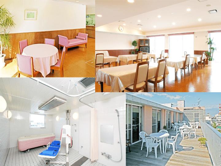 【メディタウン】松本市南松本にあるケアハウスです。