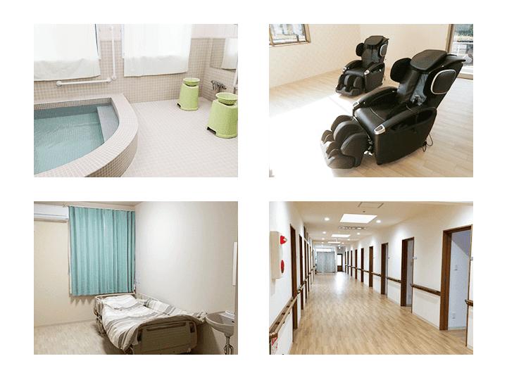 【エージレス湯の原】松本市里山辺湯下にある住宅型有料老人ホームです。
