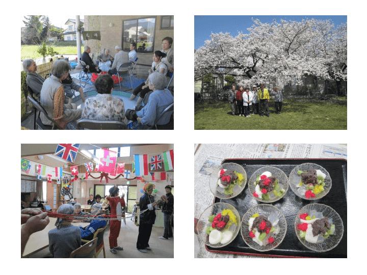 【結いまぁる井川城】季節ごとの行事もたくさんあります。