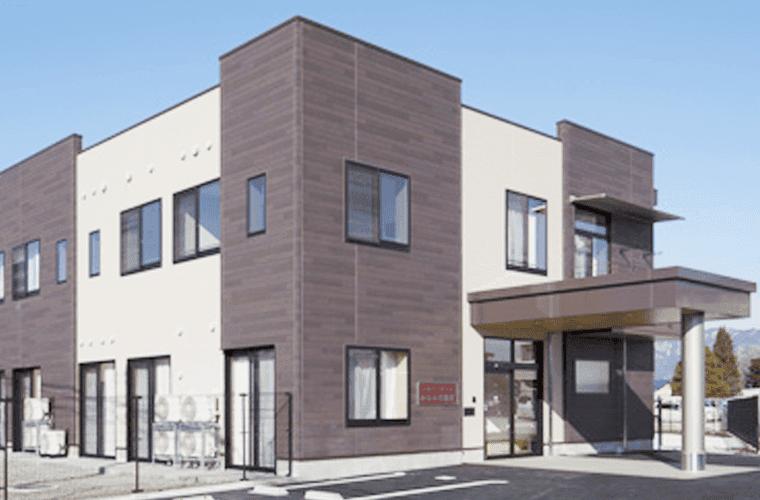 【みなみ弐番館】長野市篠ノ井にあるサービス付き高齢者向け住宅。