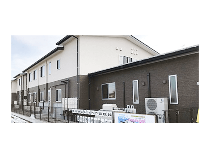 【ケアライフ笹賀】松本市野溝西にある有料老人ホームです。