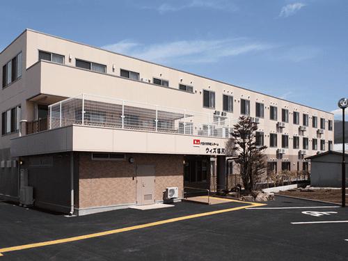 【ウィズ塩尻】長野県塩尻市にある介護付き有料老人ホームです
