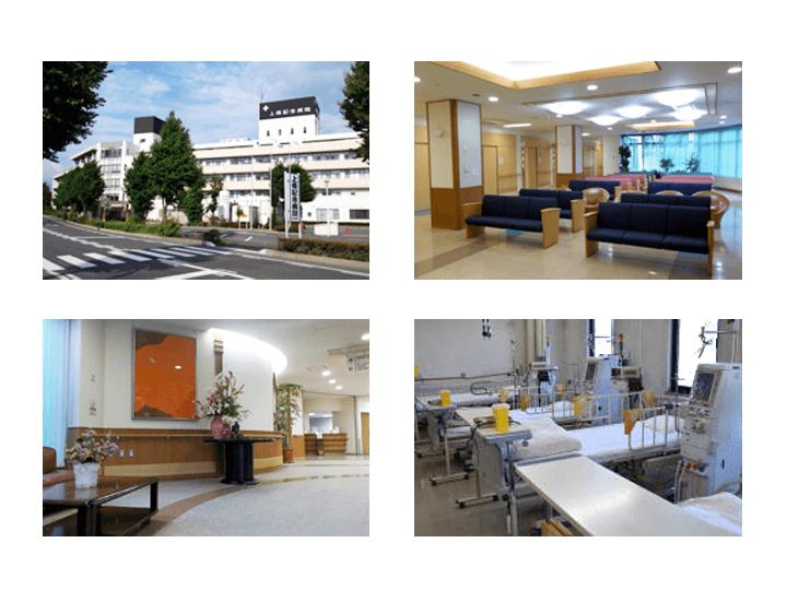【上條記念病院】松本市村井町西にある総合病院です。