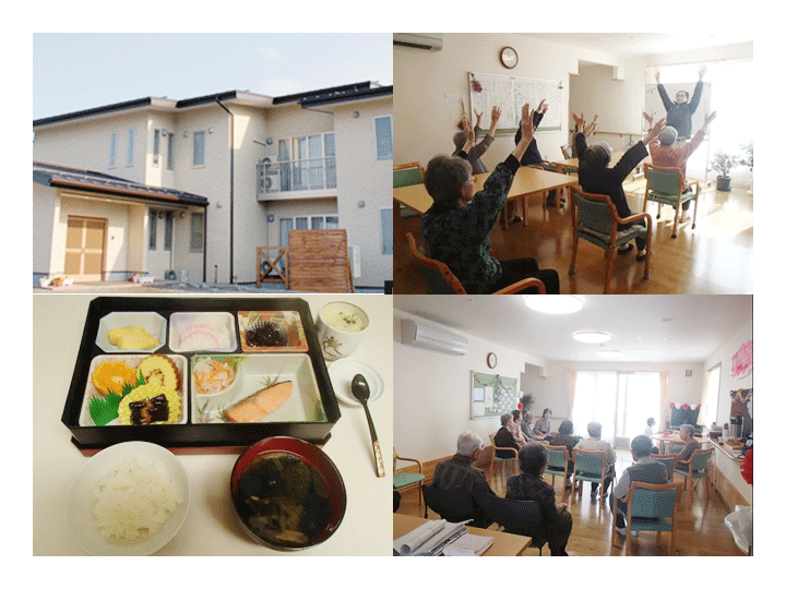 【グループホームエフビー波田】松本市波田にあるグループホームです。
