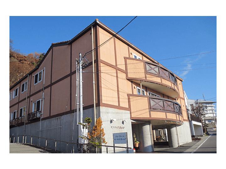 【サンライズ里山辺】松本市里山辺にあるグループホームです。